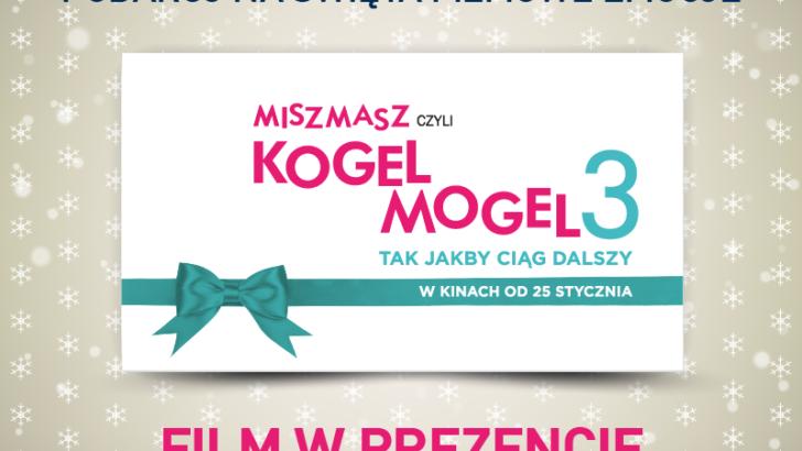 """""""Miszmasz czyli Kogel Mogel 3"""". Bilety już w sprzedaży"""