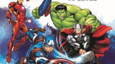 Bohaterowie komiksów w galerii