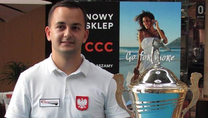 Konrad Juszczyszyn najlepszy