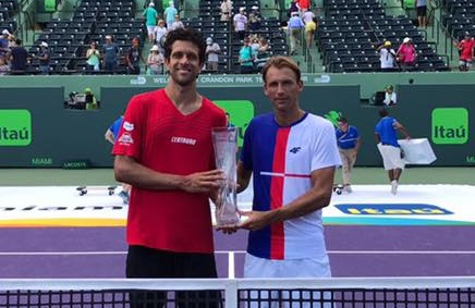 ATP Cincinnati: Kubot i Melo przegrali półfinał