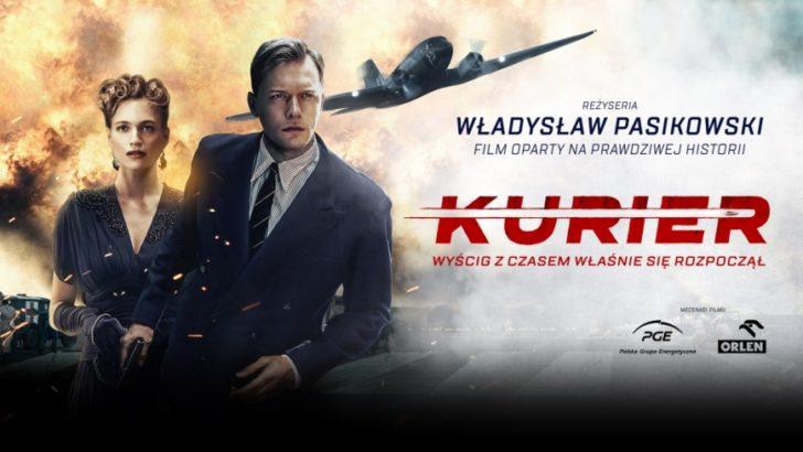 """Specjalny pokaz edukacyjny filmu """"Kurier"""""""