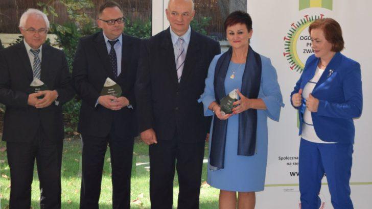 Powiat lubiński wyróżniony za program zdrowotny