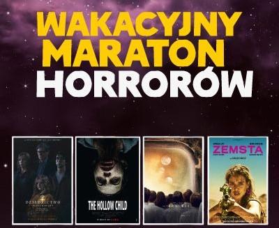 Wakacyjny maraton horrorów