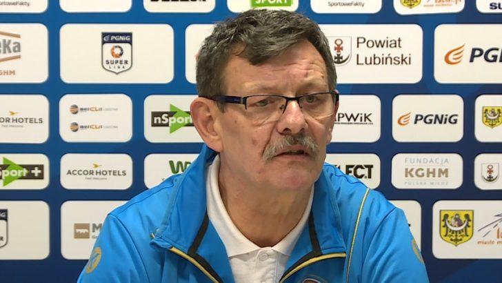 Markuszewski: Należy pochwalić młody lubiński zespół