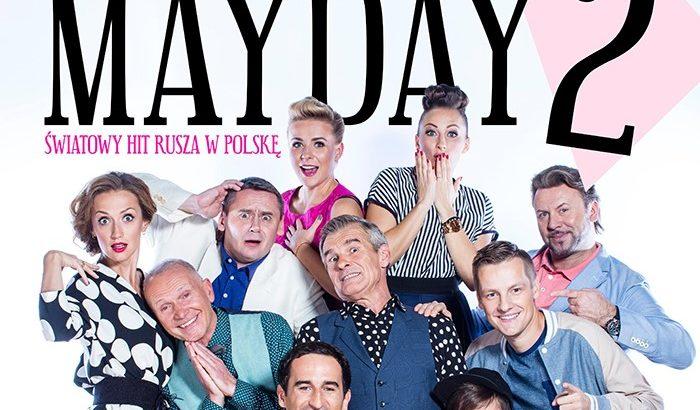 """Rozbawią lubinian do łez, czyli """"Mayday 2"""""""