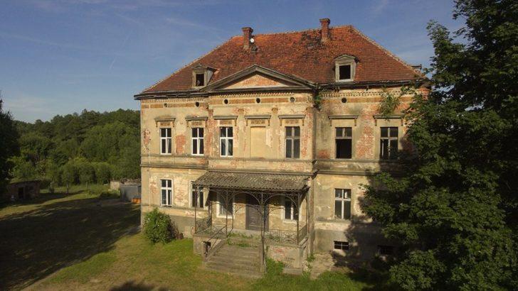 Miroszowicki pałac odzyska dawny blask