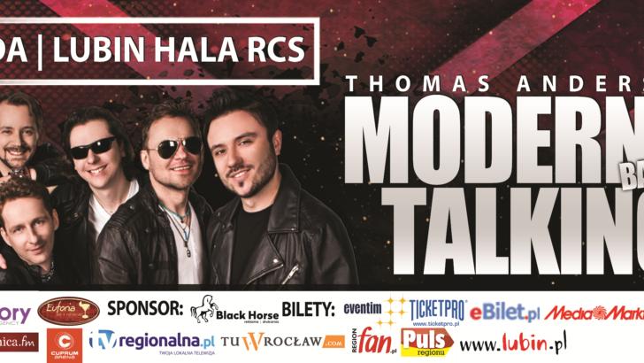 Thomas Anders z Modern Talking w Lubinie