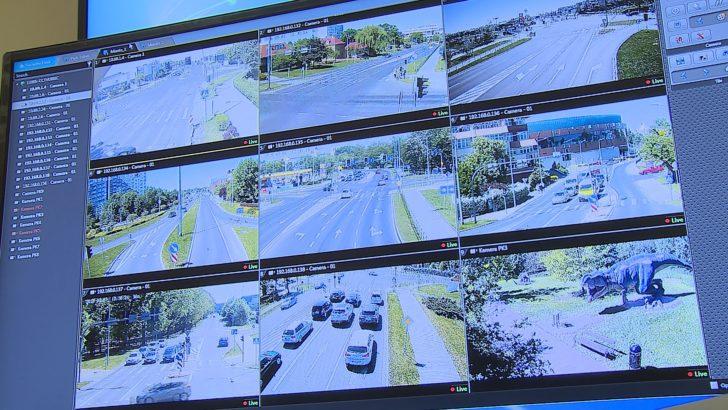 Kamery obserwują miasto. Urząd udostępnia obraz