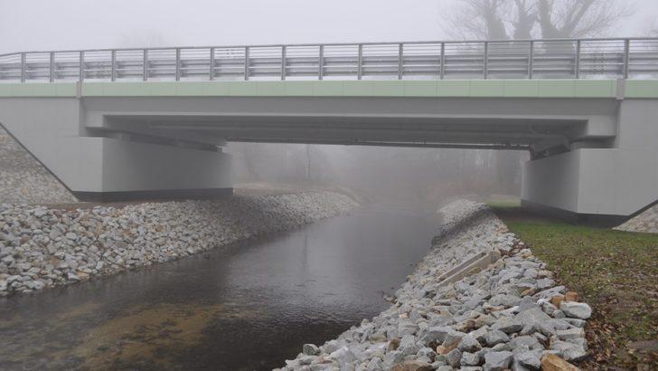 Jeden most już przebudowany