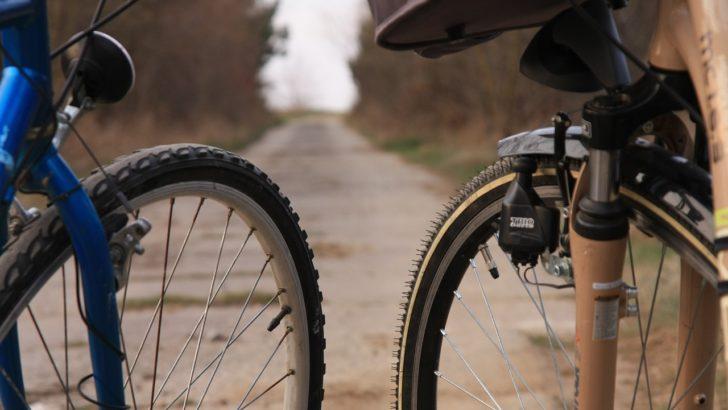 Bezpieczny na rowerze