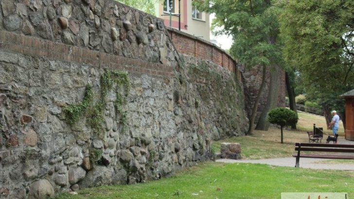 Mury obronne odzyskają dawny blask