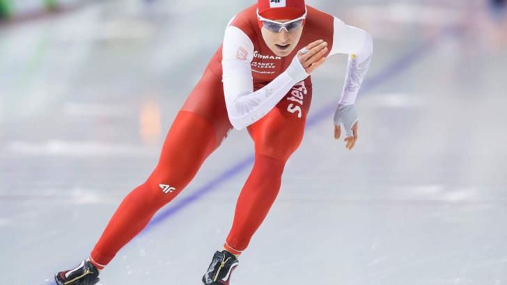 Natalia Czerwonka siódma na 1000 metrów