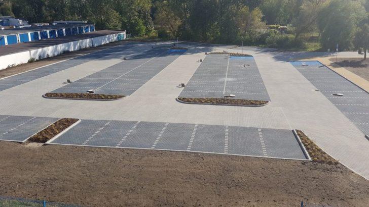 Od środy można będzie zostawić auto na nowym parkingu