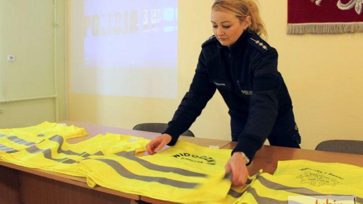 Eksperyment lubińskiej policji
