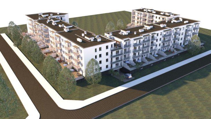 Powstanie nowe osiedle – mieszkania dla mniej zamożnych