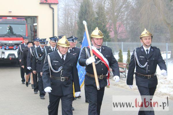 Strażacy świętowali siedemdziesięciolecie