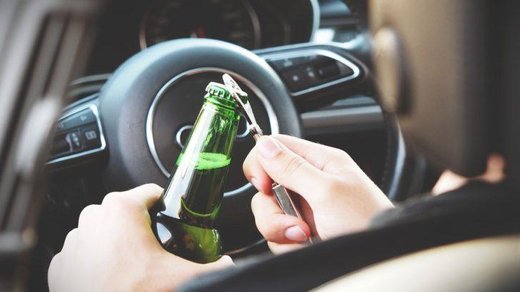 Pijani kierowcy – rekordzista miał 2,7 promila