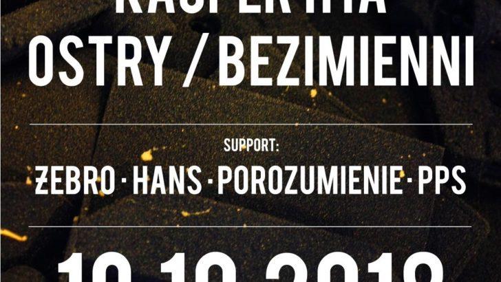 Ostry/Bezimienni i Kacper HTA w Beatce