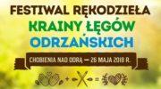 Festiwal Rękodzieła w gminie Rudna