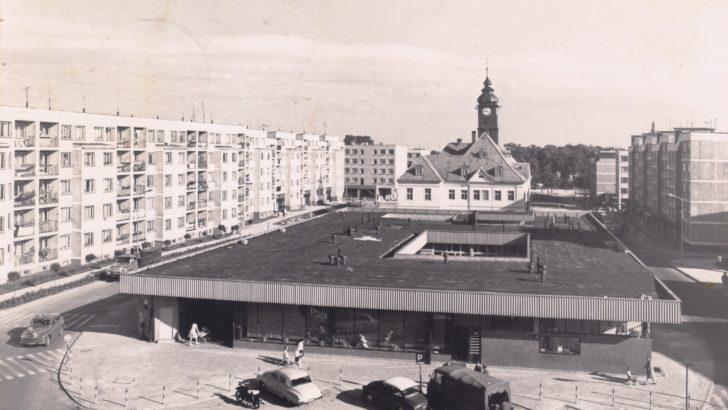Stare fotografie z Lubina