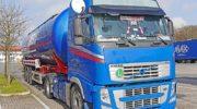 Ponad 650 mandatów dla kierowców ciężarówek