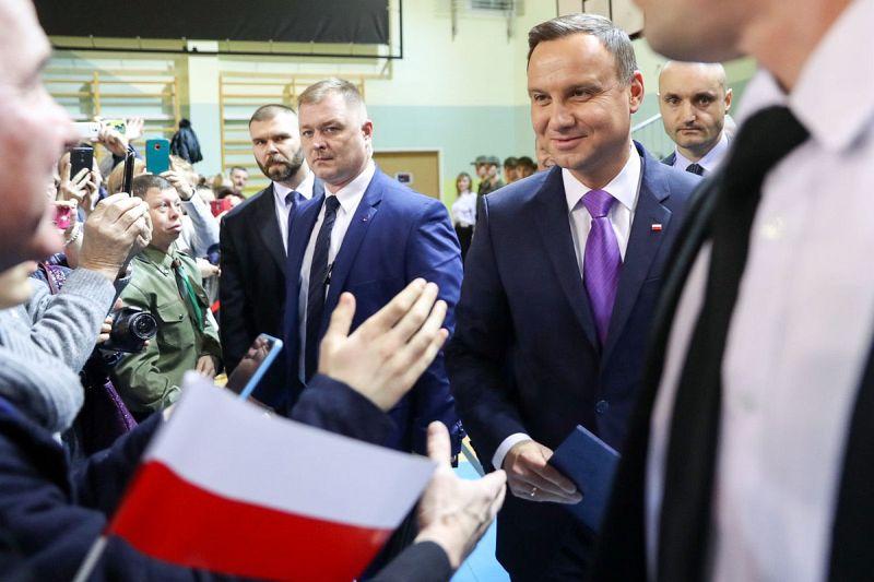 Prezydent Duda obiecuje odciążenie KGHM