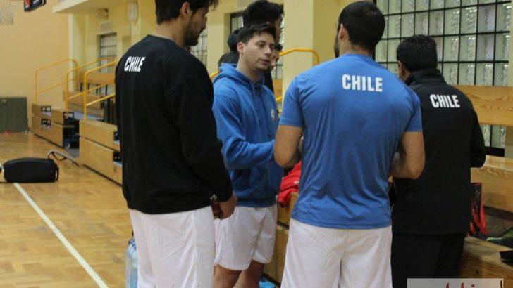 Chilijczycy trenują w Lubinie