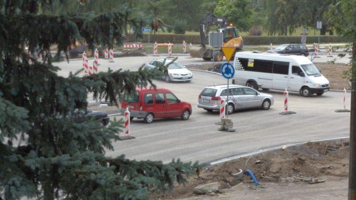 Rondo na Paderewskiego już przejezdne