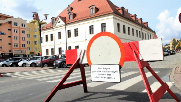 Spór o parking w Rynku