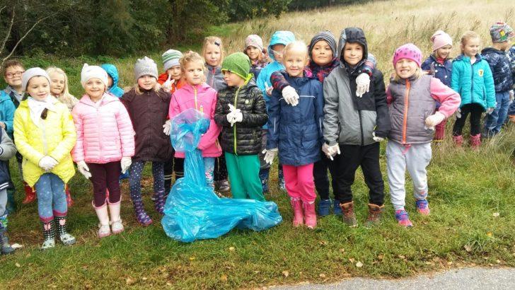 Sprzątają gminę
