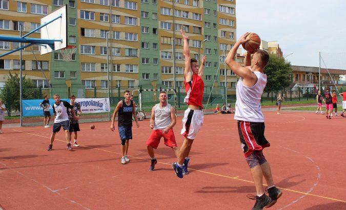 Koszykówka w wydaniu ulicznym