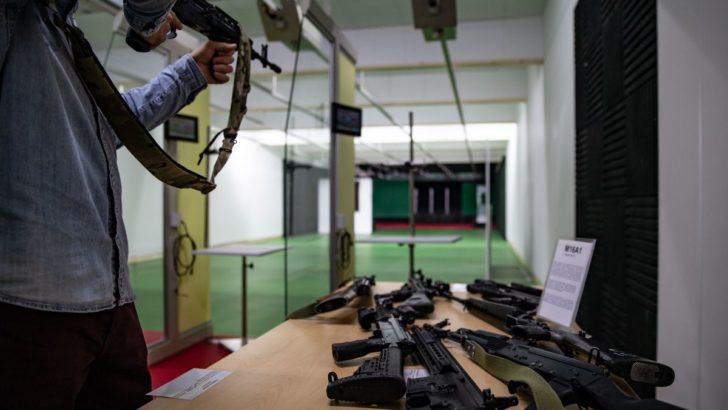 Każdy może postrzelać na strzelnicy