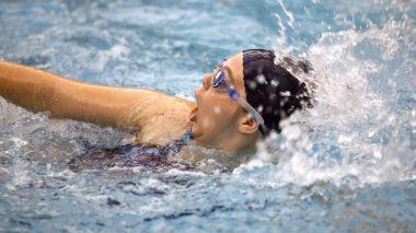 Pływacka rywalizacja na ścinawskim basenie