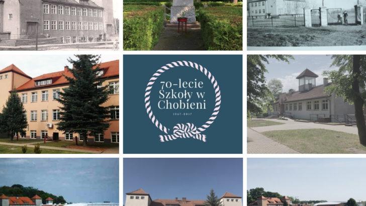 70-lecie Szkoły w Chobieni