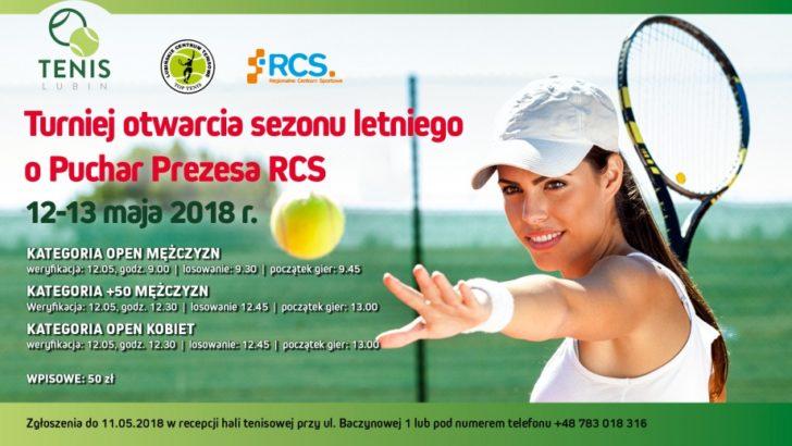Turniej o Puchar Prezesa RCS