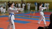 Sześć medali szkoły walki taekwon-do