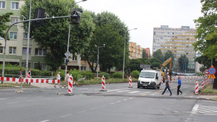 Zmiany w ruchu w centrum miasta