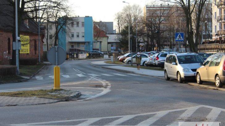 Remont dróg w centrum Lubina