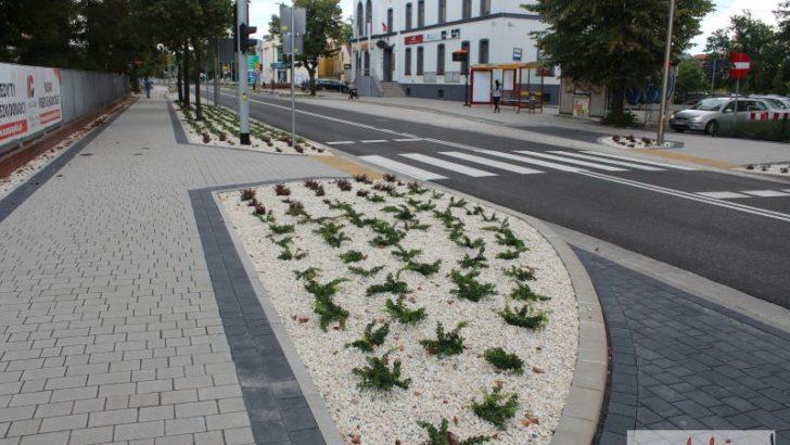 Otworzą ulicę Skłodowskiej-Curie