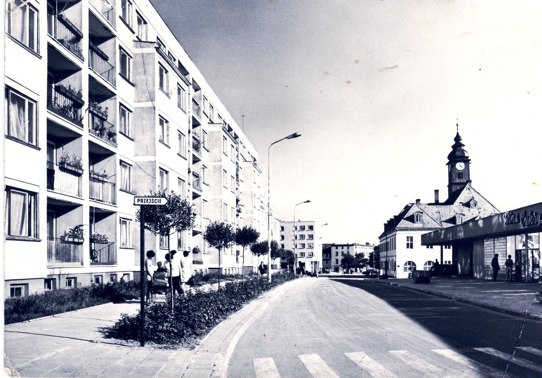 Miasto i okolice na starych pocztówkach