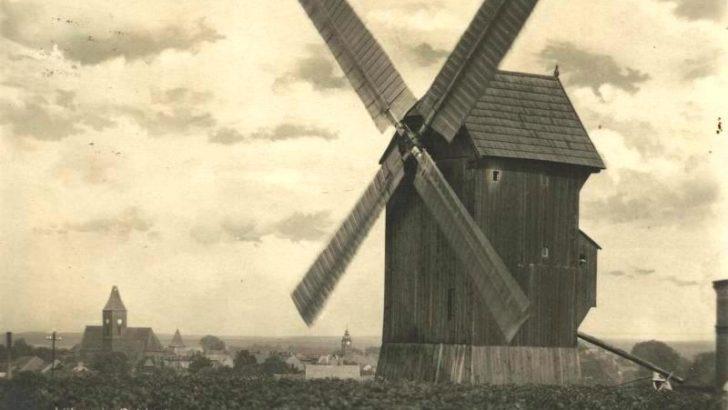 Wiatraczne Wzgórze i inne pocztówki z Lubina