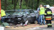 Trzecia ofiara śmiertelna środowego wypadku