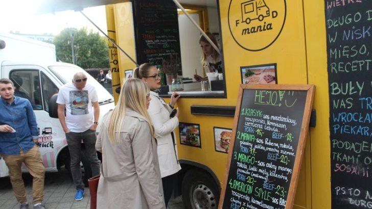 Dziś rusza trzydniowy festiwal food trucków