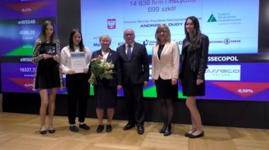 Najaktywniejsza szkoła w Polsce