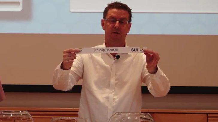 Wicemistrz Szwajcarii pierwszym rywalem miedziowych
