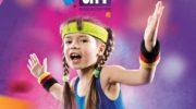Zumba dla dzieci i dorosłych w Parku Rozrywki Play City